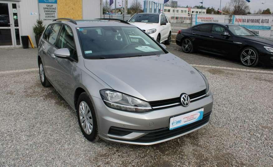 Volkswagen Golf F-Vat, Gwarancja, Salon Polska, Kombi, Tempomat zdjęcie 6