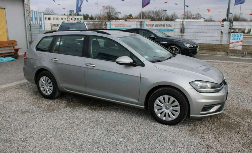 Volkswagen Golf F-Vat, Gwarancja, Salon Polska, Kombi, Tempomat zdjęcie 7
