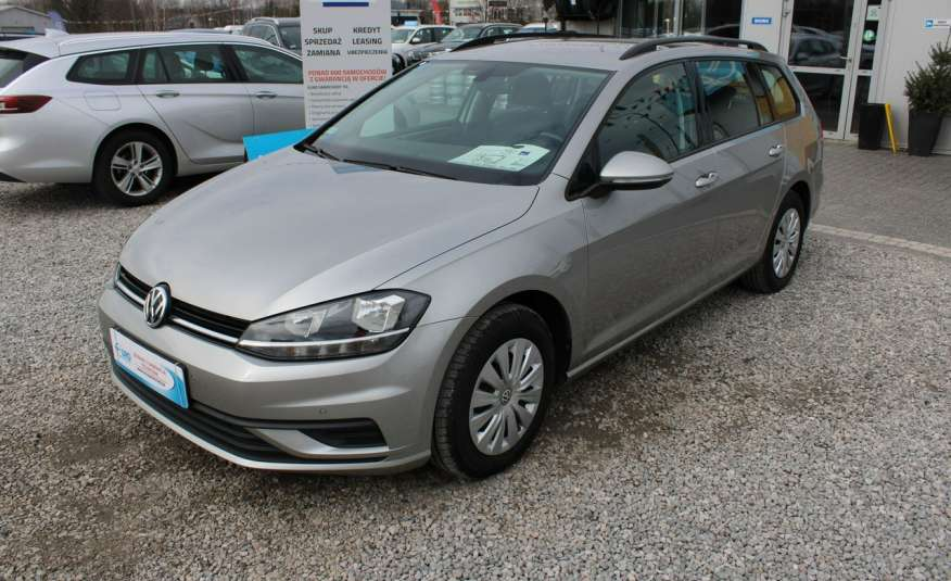 Volkswagen Golf F-Vat, Gwarancja, Salon Polska, Kombi, Tempomat zdjęcie 10