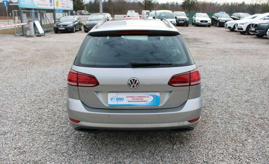 Volkswagen Golf F-Vat, Gwarancja, Salon Polska, Kombi, Tempomat zdjęcie 37