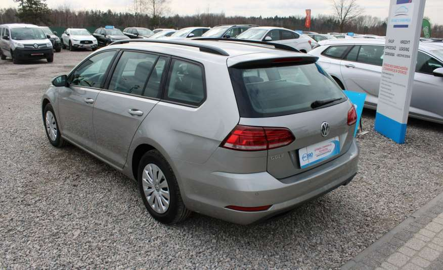 Volkswagen Golf F-Vat, Gwarancja, Salon Polska, Kombi, Tempomat zdjęcie 39