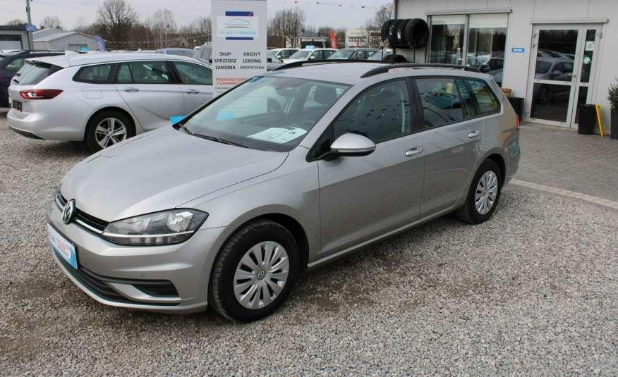 Volkswagen Golf F-Vat, Gwarancja, Salon Polska, Kombi, Tempomat zdjęcie 40