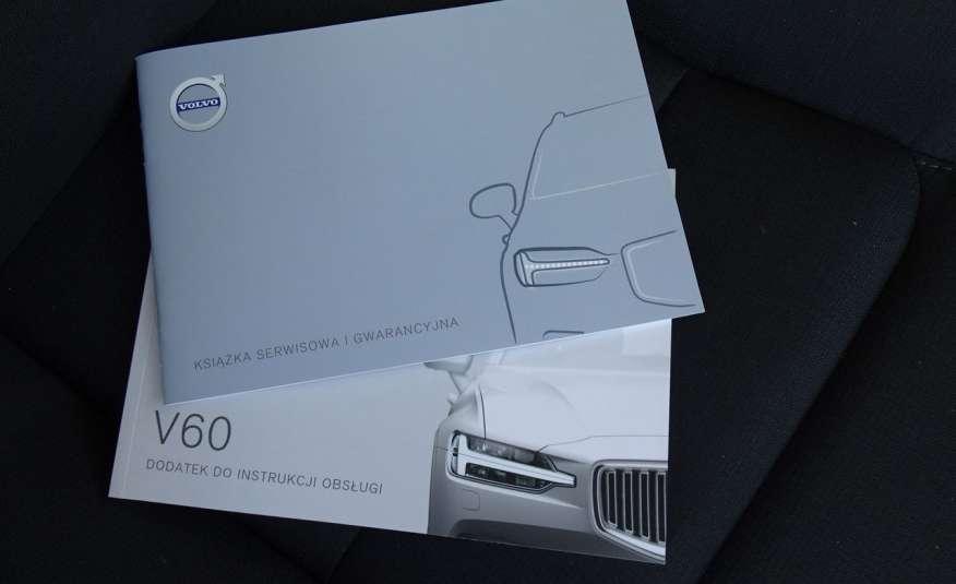 Volvo V60 2.0 Salon Polska 1 właściciel ASO FV23% zdjęcie 5