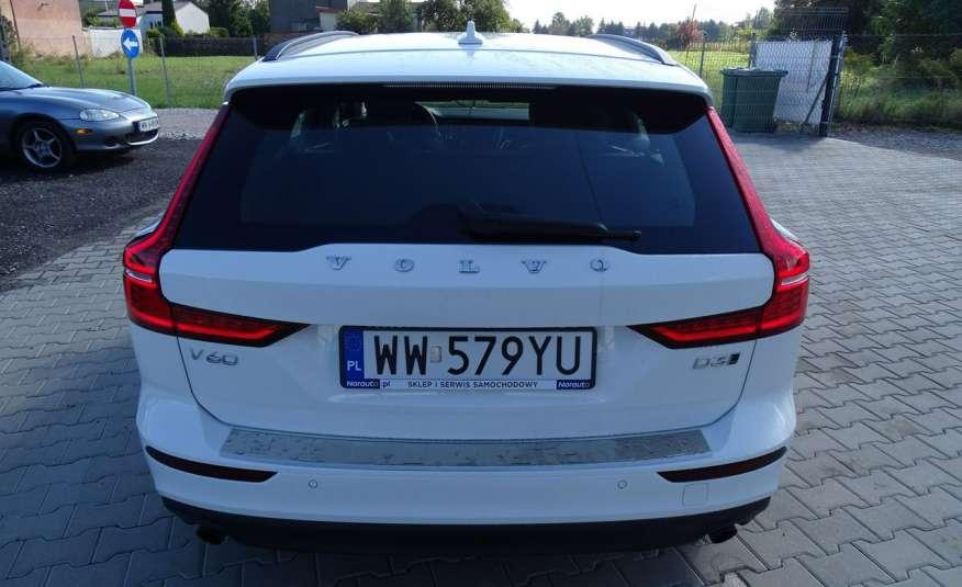 Volvo V60 2.0 Salon Polska 1 właściciel ASO FV23% zdjęcie 7