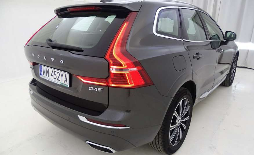 Volvo XC 60 D4 AWD Inscription Salon PL 1 wł ASO FV23% Transport GRATIS zdjęcie 6