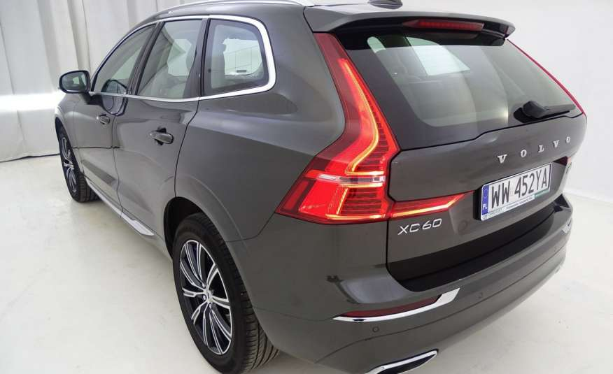 Volvo XC 60 D4 AWD Inscription Salon PL 1 wł ASO FV23% Transport GRATIS zdjęcie 10