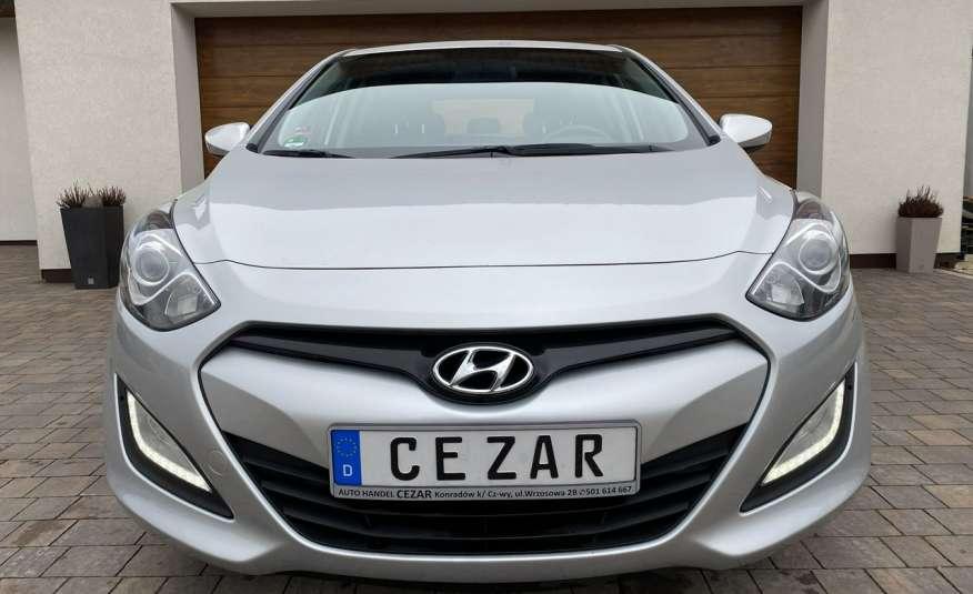 Hyundai i30 1.4 z Niemiec 6 biegów ładny bezwypadkowy po opłatach Cz wa 12r zdjęcie 2
