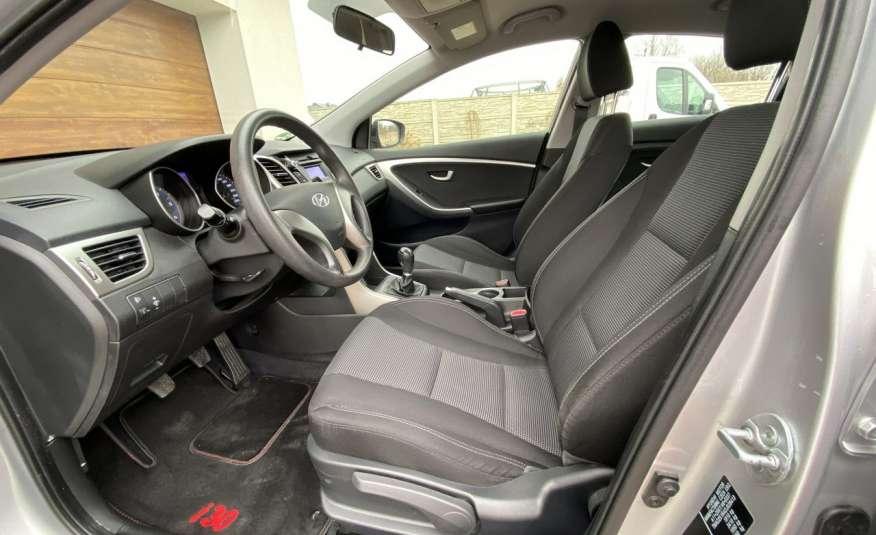 Hyundai i30 1.4 z Niemiec 6 biegów ładny bezwypadkowy po opłatach Cz wa 12r zdjęcie 7