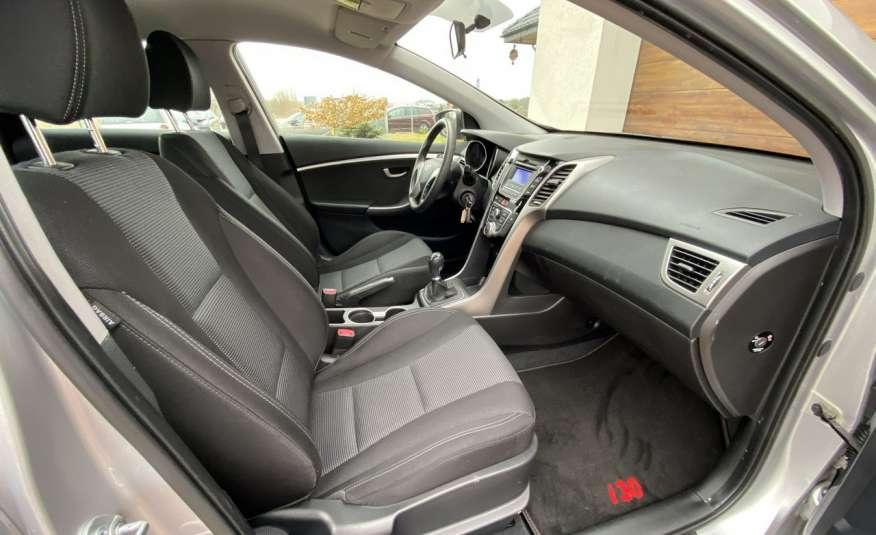 Hyundai i30 1.4 z Niemiec 6 biegów ładny bezwypadkowy po opłatach Cz wa 12r zdjęcie 8