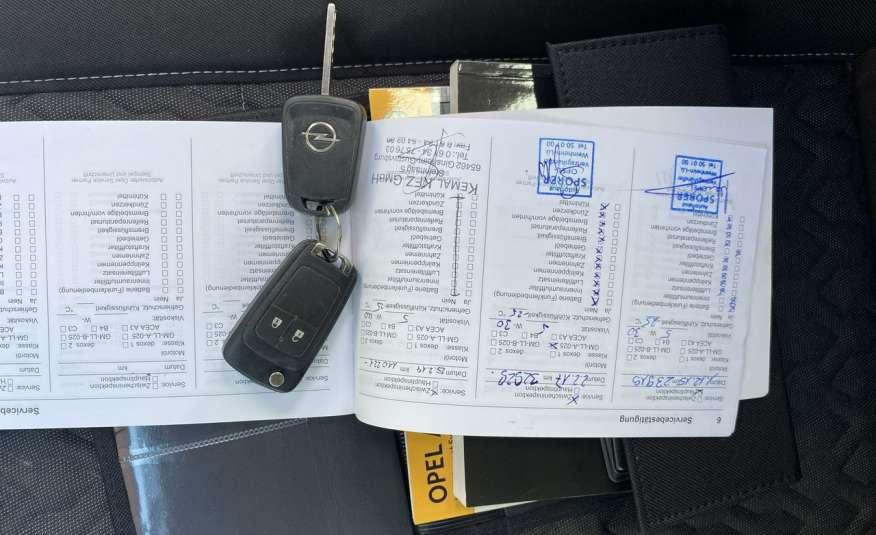 Opel Astra 1.4 benzyna 5 drzwi serwisowana bezwypadkowa 13r zdjęcie 9