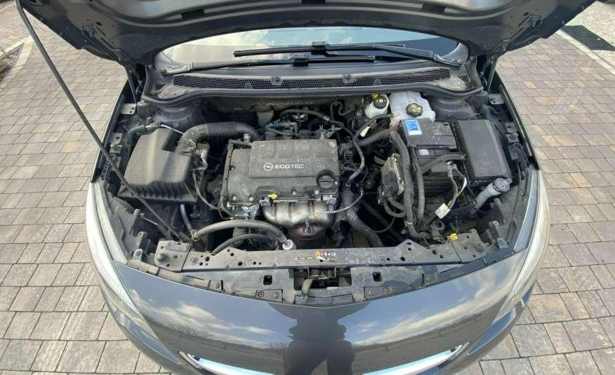 Opel Astra 1.4 benzyna 5 drzwi serwisowana bezwypadkowa 13r zdjęcie 10
