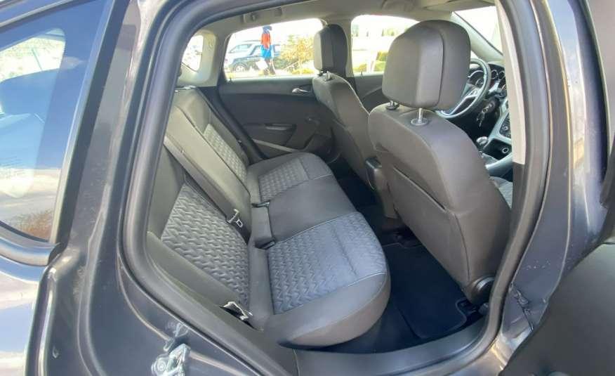 Opel Astra 1.4 benzyna 5 drzwi serwisowana bezwypadkowa 13r zdjęcie 11