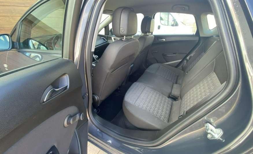 Opel Astra 1.4 benzyna 5 drzwi serwisowana bezwypadkowa 13r zdjęcie 12