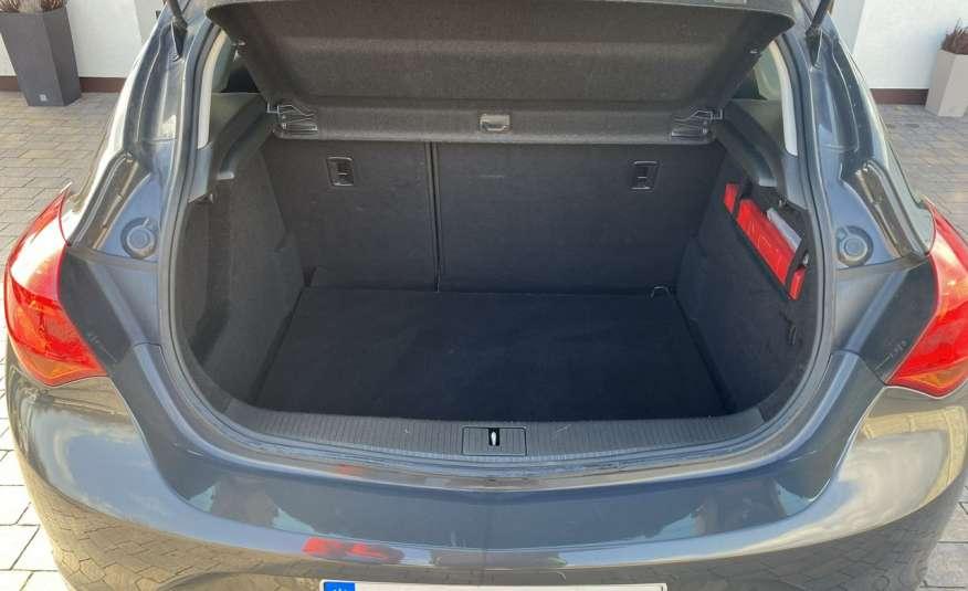 Opel Astra 1.4 benzyna 5 drzwi serwisowana bezwypadkowa 13r zdjęcie 14