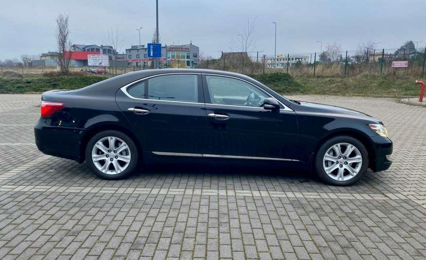Lexus LS LS 460 v8 367KM.4x4 AWD, najbogatsza wer, zamiana 2 lata gwarancji zdjęcie 3