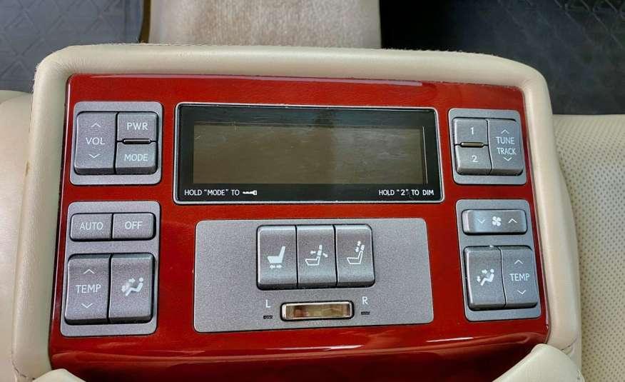 Lexus LS LS 460 v8 367KM.4x4 AWD, najbogatsza wer, zamiana 2 lata gwarancji zdjęcie 12