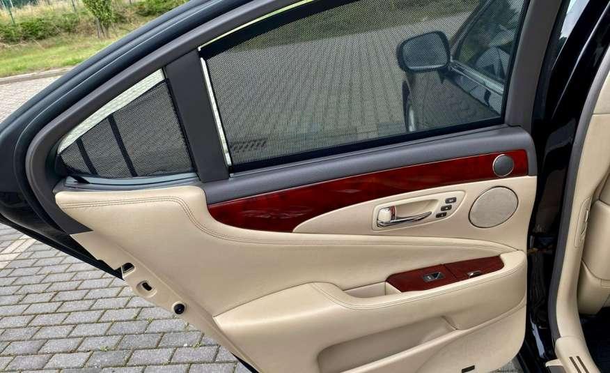 Lexus LS LS 460 v8 367KM.4x4 AWD, najbogatsza wer, zamiana 2 lata gwarancji zdjęcie 13