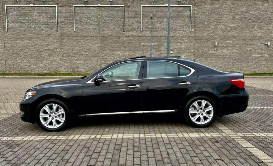 Lexus LS LS 460 v8 367KM.4x4 AWD, najbogatsza wer, zamiana 2 lata gwarancji zdjęcie 17