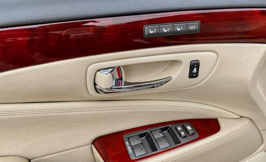 Lexus LS LS 460 v8 367KM.4x4 AWD, najbogatsza wer, zamiana 2 lata gwarancji zdjęcie 29