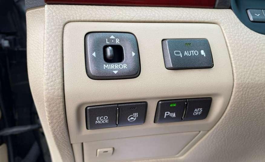 Lexus LS LS 460 v8 367KM.4x4 AWD, najbogatsza wer, zamiana 2 lata gwarancji zdjęcie 36