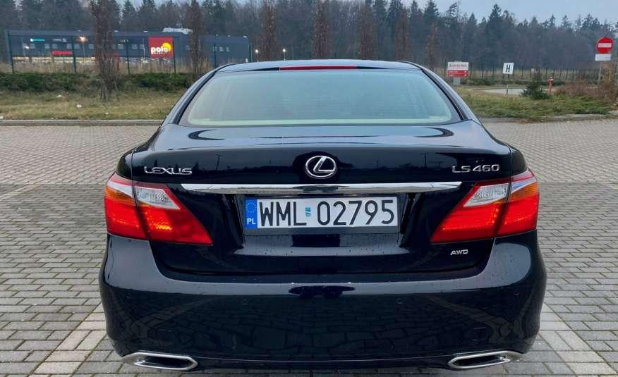 Lexus LS LS 460 v8 367KM.4x4 AWD, najbogatsza wer, zamiana 2 lata gwarancji zdjęcie 38
