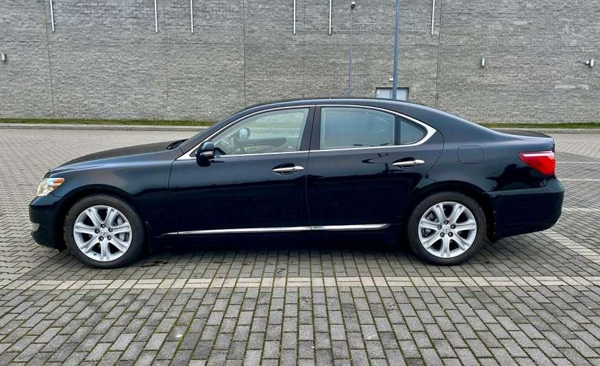 Lexus LS LS 460 v8 367KM.4x4 AWD, najbogatsza wer, zamiana 2 lata gwarancji zdjęcie 40