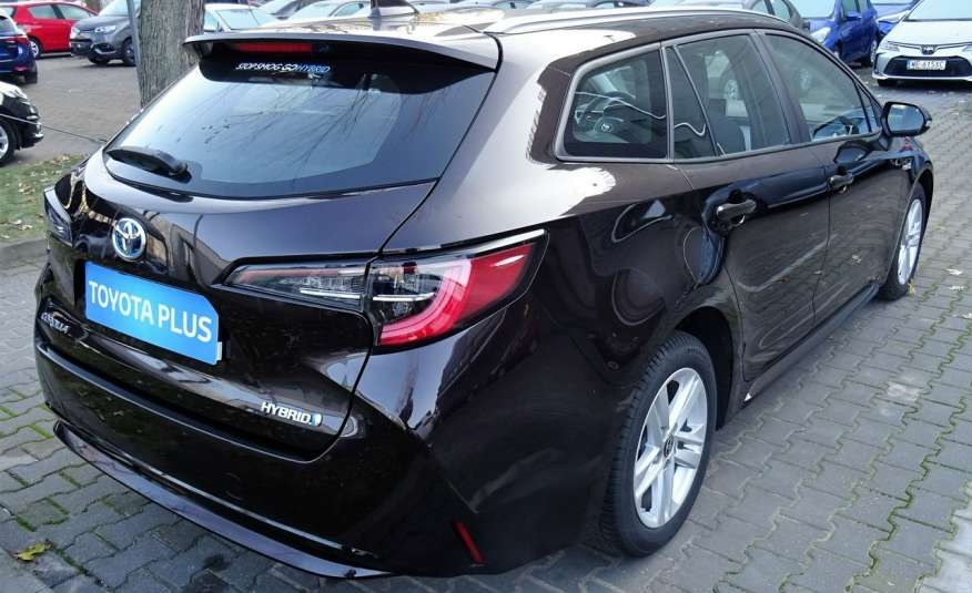 Toyota Corolla 1.8 HSD 122KM COMFORT, salon Polska, gwarancja, FV23% zdjęcie 4