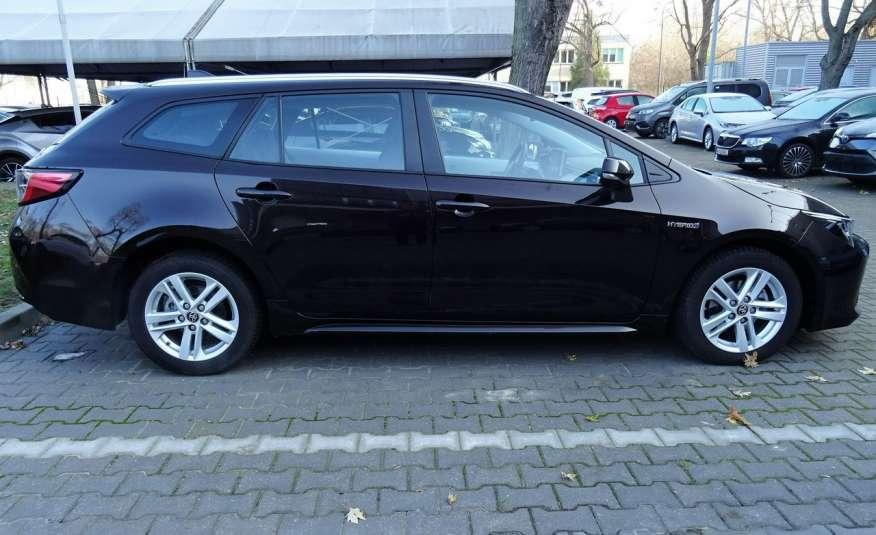 Toyota Corolla 1.8 HSD 122KM COMFORT, salon Polska, gwarancja, FV23% zdjęcie 6