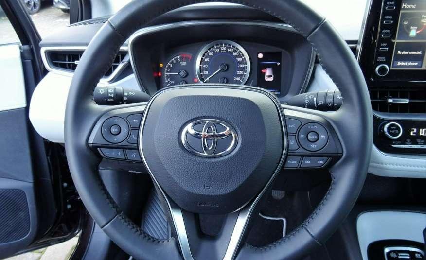 Toyota Corolla 1.8 HSD 122KM COMFORT, salon Polska, gwarancja, FV23% zdjęcie 13
