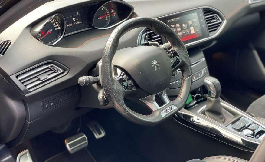 Peugeot 308 2.0 HDI 180KM GT zdjęcie 5