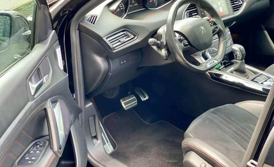 Peugeot 308 2.0 HDI 180KM GT zdjęcie 14