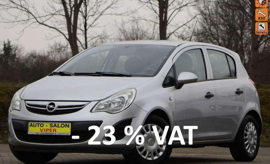 Opel Corsa 1-właściciel, krajowy, FA VAT, zdjęcie 1