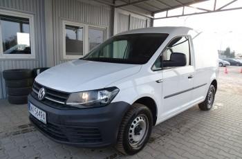 Volkswagen Caddy 2.0 TDI Salon PL 1 wł ASO FV23% Transport GRATIS