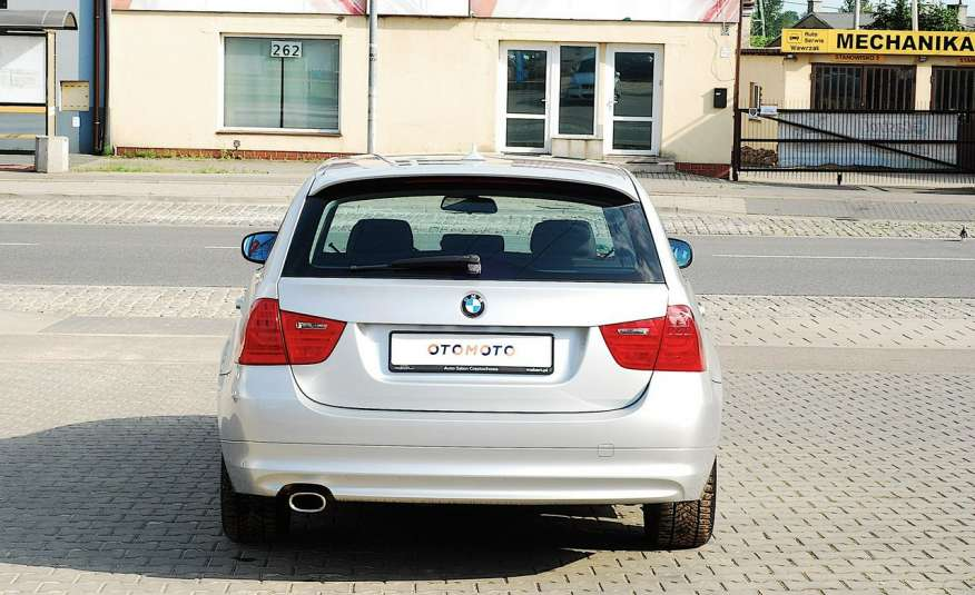BMW 320 Lifting 320d 177KM touring NAVI GPS Alu Webasto fabryczne Z Niemiec zdjęcie 3