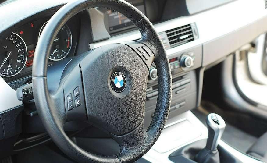 BMW 320 Lifting 320d 177KM touring NAVI GPS Alu Webasto fabryczne Z Niemiec zdjęcie 12