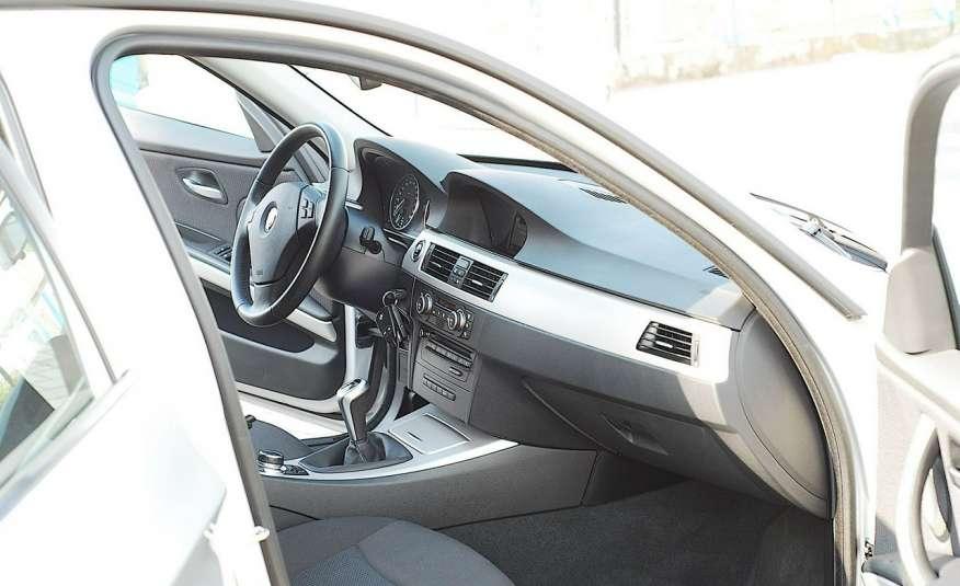 BMW 320 Lifting 320d 177KM touring NAVI GPS Alu Webasto fabryczne Z Niemiec zdjęcie 14