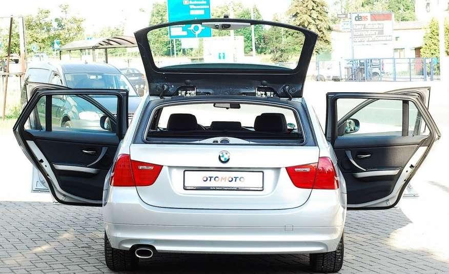 BMW 320 Lifting 320d 177KM touring NAVI GPS Alu Webasto fabryczne Z Niemiec zdjęcie 28