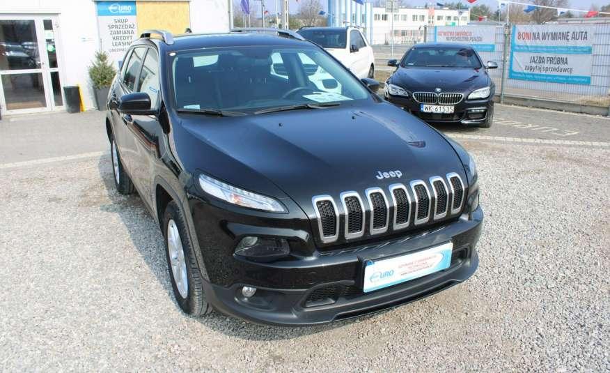 Jeep Cherokee F-Vat.Gwaranacja, Navi, Salon PL, ALU, Czarny zdjęcie 53