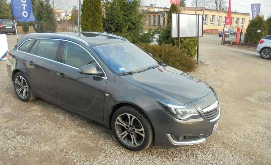 Opel Insignia Pełen serwis , bezwypadkowa , wyposażona , super zadbana, zarejestrowana zdjęcie 2