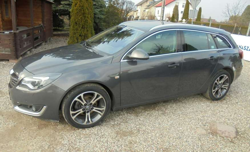 Opel Insignia Pełen serwis , bezwypadkowa , wyposażona , super zadbana, zarejestrowana zdjęcie 8