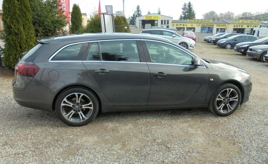 Opel Insignia Pełen serwis , bezwypadkowa , wyposażona , super zadbana, zarejestrowana zdjęcie 13