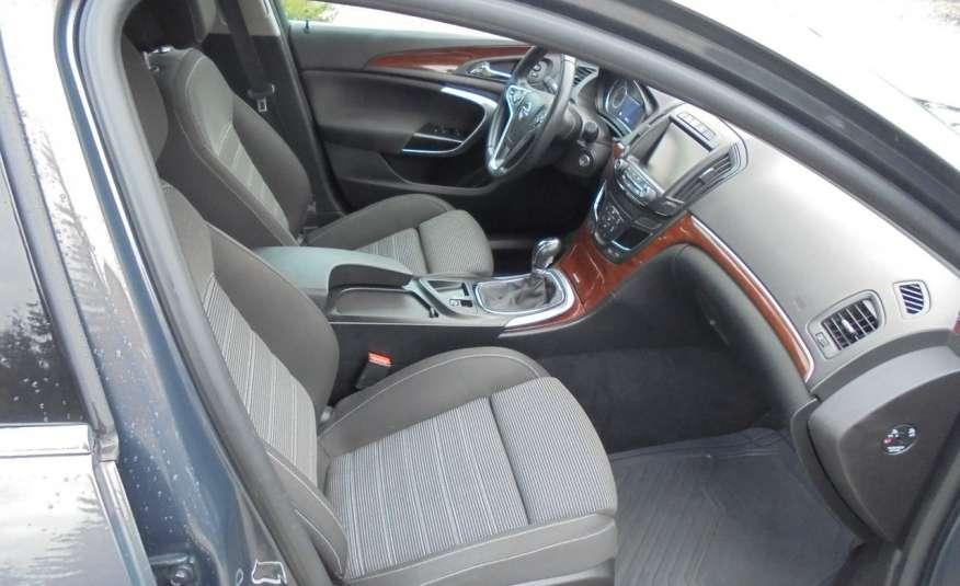 Opel Insignia Pełen serwis , bezwypadkowa , wyposażona , super zadbana, zarejestrowana zdjęcie 19