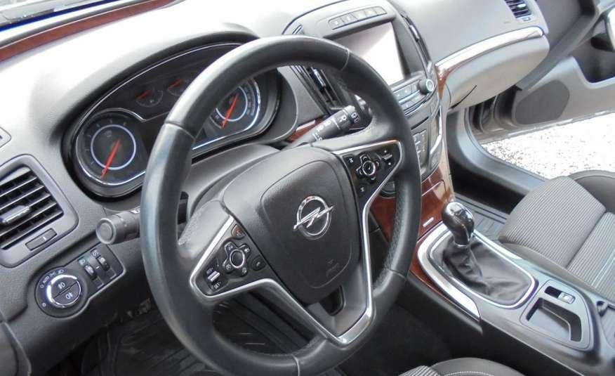 Opel Insignia Pełen serwis , bezwypadkowa , wyposażona , super zadbana, zarejestrowana zdjęcie 23