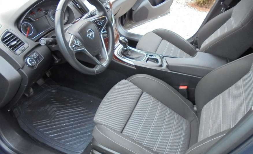 Opel Insignia Pełen serwis , bezwypadkowa , wyposażona , super zadbana, zarejestrowana zdjęcie 24