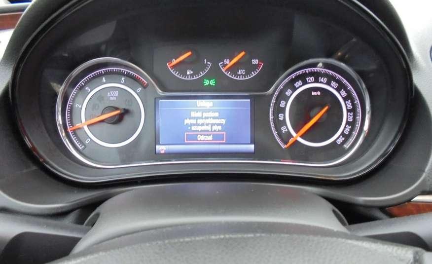 Opel Insignia Pełen serwis , bezwypadkowa , wyposażona , super zadbana, zarejestrowana zdjęcie 27