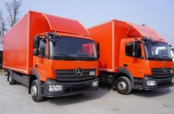 Mercedes Atego 1224 4x2