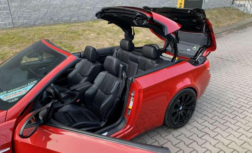 BMW M3 kabriolet 4.0v8DKG 421KM M-pakiet full serwis pełna dokumentacja 1r.gw zdjęcie 9