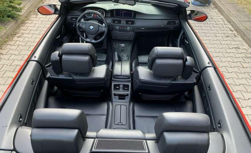 BMW M3 kabriolet 4.0v8DKG 421KM M-pakiet full serwis pełna dokumentacja 1r.gw zdjęcie 14