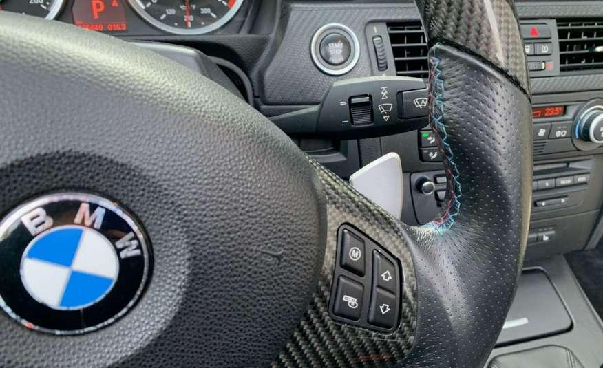 BMW M3 kabriolet 4.0v8DKG 421KM M-pakiet full serwis pełna dokumentacja 1r.gw zdjęcie 25