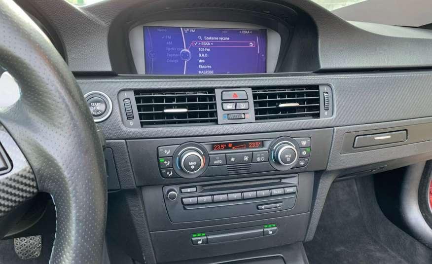 BMW M3 kabriolet 4.0v8DKG 421KM M-pakiet full serwis pełna dokumentacja 1r.gw zdjęcie 26